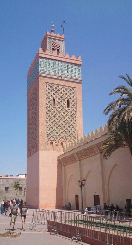 Que dire euh.. Ben c'était un séjour magique au Maroc avec ce temps magnifique cette chaleur..