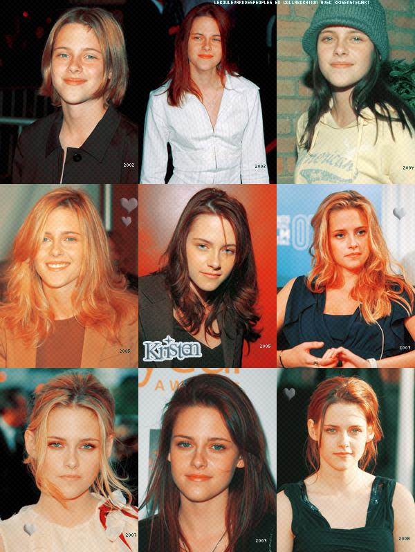 Le blog s'affilie avec krisenstewart !! Suis l'évolution de Kristen Stewart! En quelle année la préfères-tu ? :)