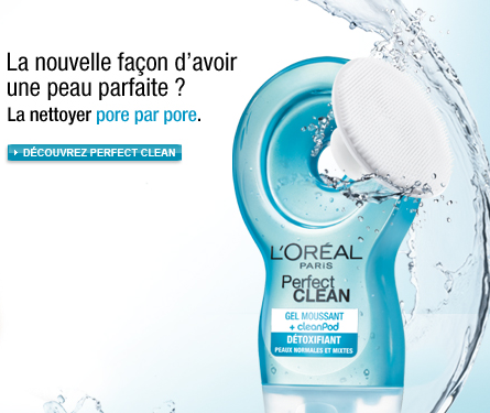 Conseil beauté : Un nettoyant pour la peau ?