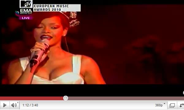 MTV EMAs 2010 Red Carpet à Madrid.  (07 Novembre 10') (suite)