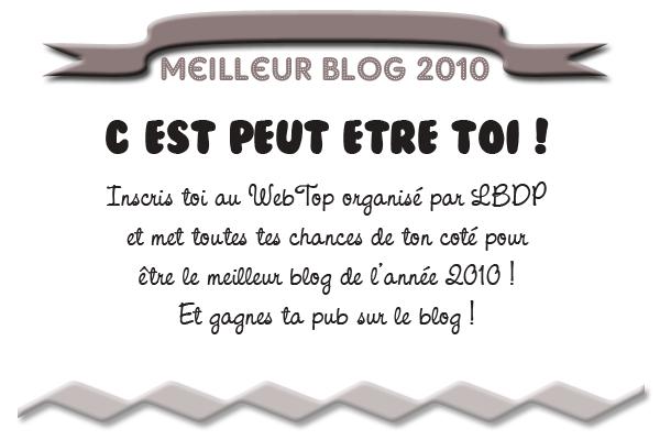 LeBoulevardDesPeoples organise son 2ème WebTop !