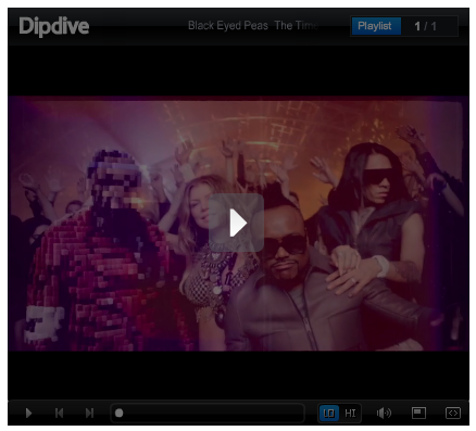 Les Black Eyed Peas revisitent Dirty Dancing
