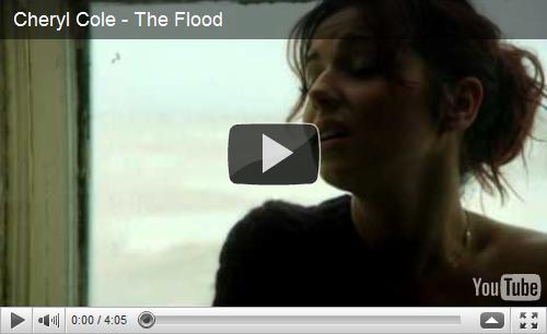 """Découvrez la vidéo de Cheryl Cole pour """"Le déluge"""", une des chanson de son album Sale Raindrops Little! Vos impressions ?"""