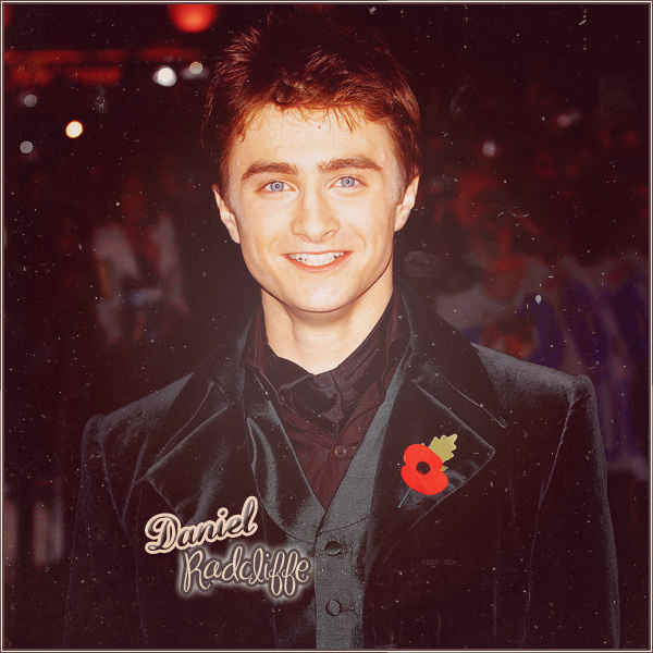 Harry Potter: Daniel Radcliffe papa ?
