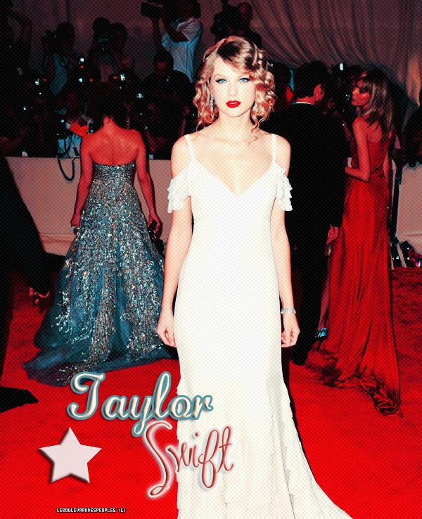 Taylor Swift sacrée artiste de l'année 2010  !
