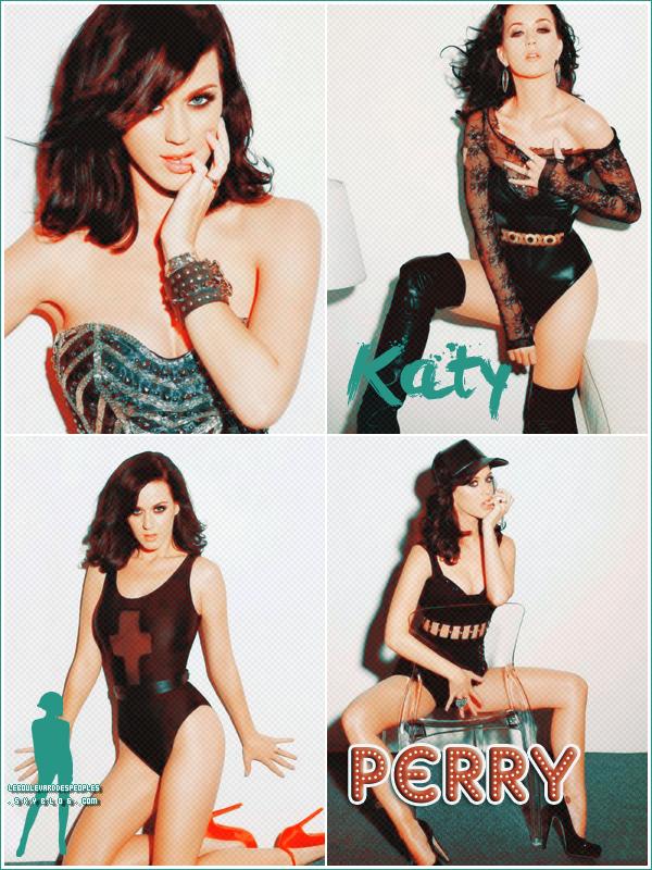 Katy Perry elle envoie du lourd !Katy a posé pour le magazine masculin Maxim