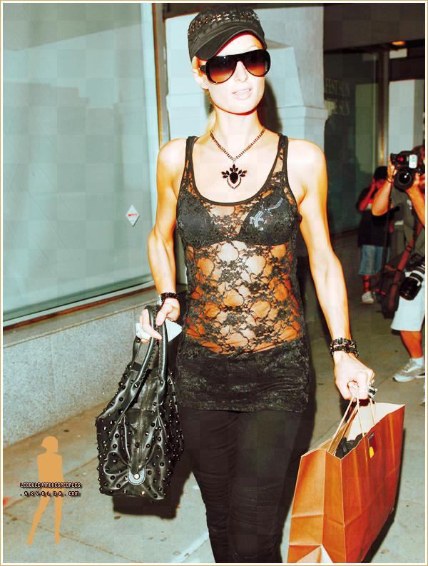 Paris Hilton ne sera pas présente au mariage de Nicole Richie Ouille,coup dur pour la star ...