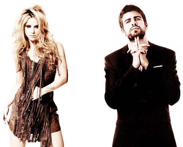 Gerard Pique et Shakira ensemble ?
