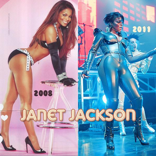 Il n'y aurai pas eu, par hazard une (petite) prise de poids pour Janet ?...