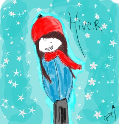 L'hiver..