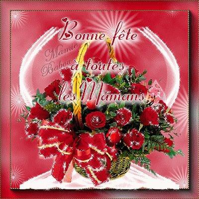 Bonne Fête à toutes les Mamans bizzzzz