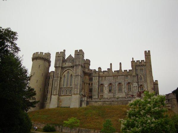 Arundel Castel and Garden