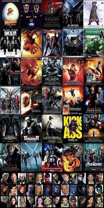 Intégrale Marvel's (1986 - 2012)