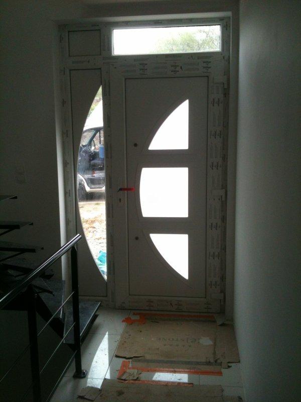 Mai 2012 - Porte d'entrée