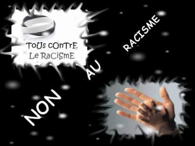 COMBATTONS TOUS SE FLEAU .... TOUS CONTRE LE RACISME