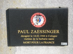 PAUL ZAESSINGER