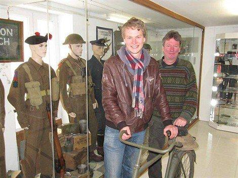 Veterans museum Normandy