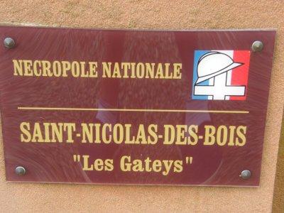 SAINT NICOLAS DES BOIS (LES GATEYS)