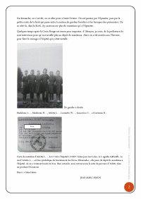 TEMOIGNAGE D'ARLETTE (le camp de l'épinette)