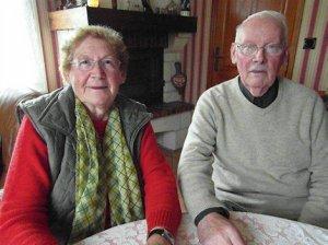 Pierre et Yvette  (VIMOUTIERS)