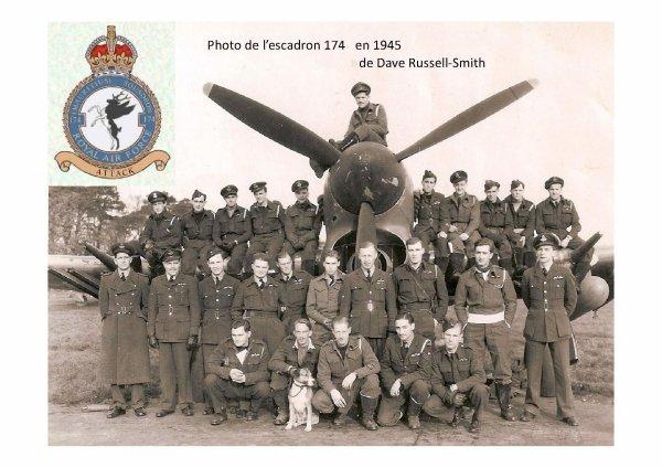 ERNEST GEORGE BOUCHER (pilote anglais tombé sur Caligny) 61