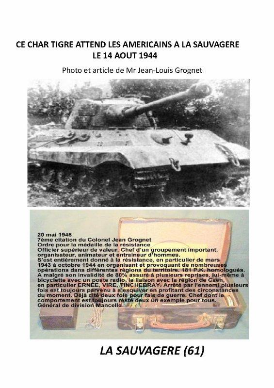 La Sauvagère (61)