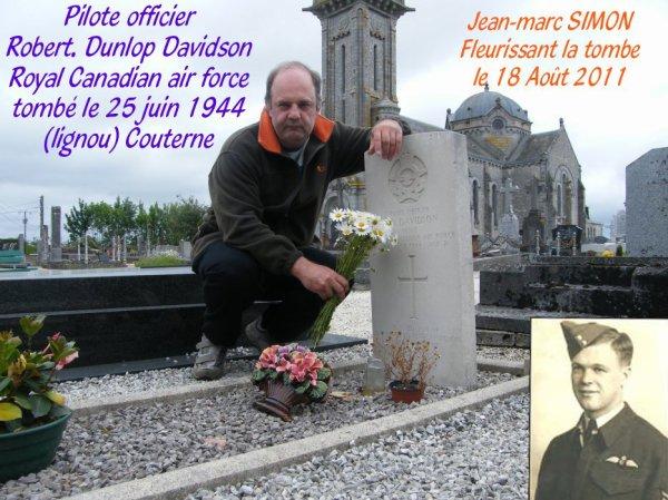 Robert Dunlop Davidson  ( Lignou 61)