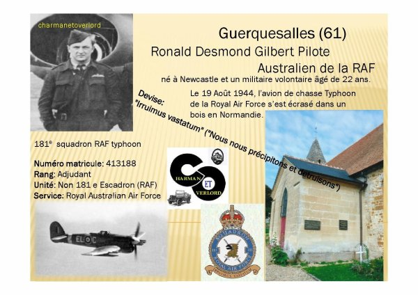 GUERQUESALLES (61)  [Ronald Desmond Gilbert]