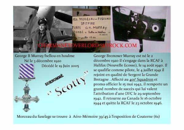 BELLOU EN HOULME (61) GEORGE B MURRAY