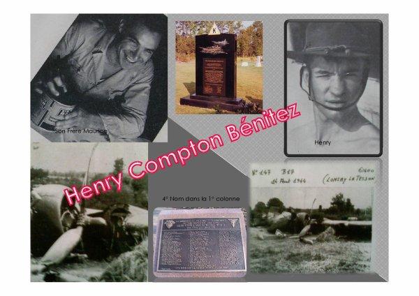 Henry Compton Bénitez (61) Lonlay le Tesson