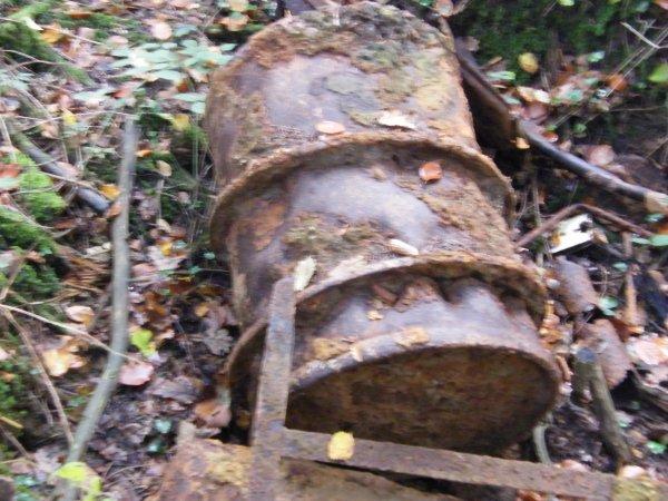 Encore des trouvailles dans la forêt d'Andaine et ça continu encore et encore!! (modifié le 03/02/2018
