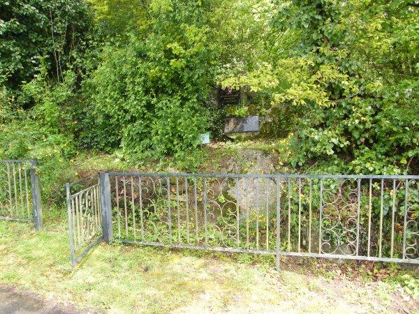 Toujours sur le parcours de la 11e Division blindée dans L'Orne ( Notre Dame du Rocher)