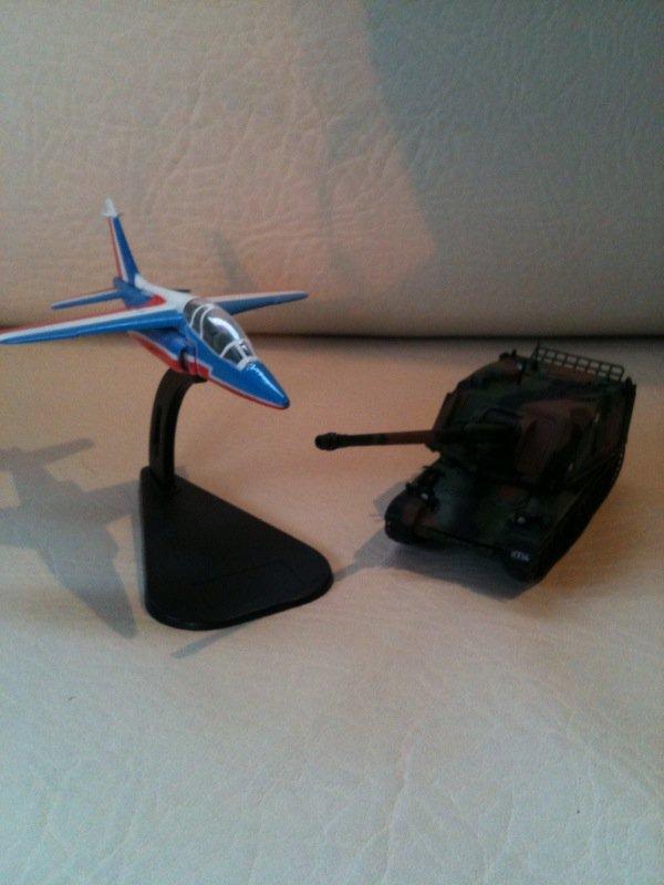 Une petite rentrée , un alpha jet et un amx au F1
