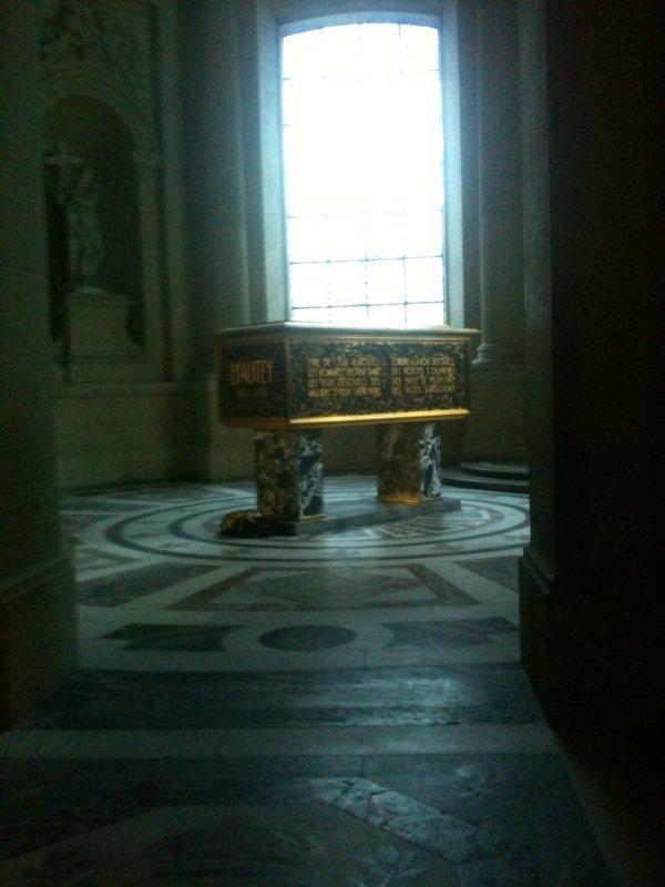 La tombe de Hubert Lyautey