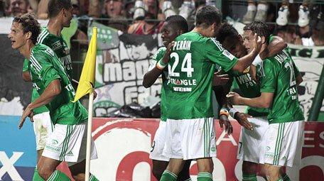 Saint Etienne 4-0 Brest