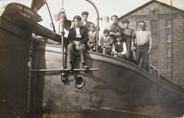 Namur  Charles GODU    +- 1911/1912