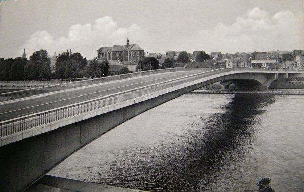 Namur - Le pont des Ardennes