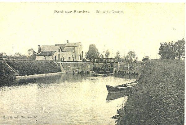 Pont-sur-Sambre (F)