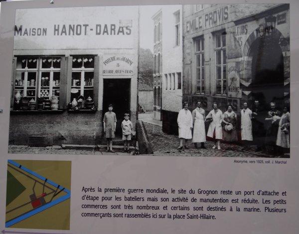 Namur et son Grognon, un quartier disparu (suite)