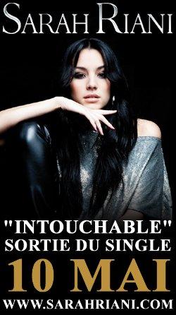 LE SINGLE D'INTOUCHABLE DANS LES BACS LE 10 MAI !!!!!!