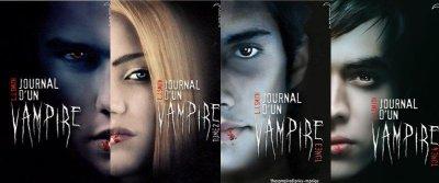 Journal d'un vampire de L.J. Smith