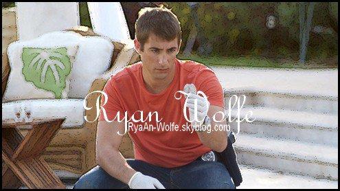 Ryan Wolfe :D.
