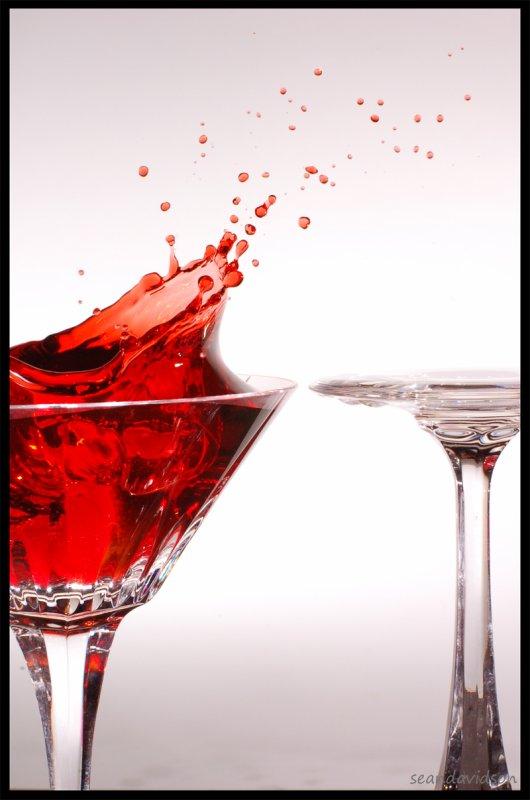 « Quand mon verre est vide, je le plains ; quand mon verre est plein, je le vide. »