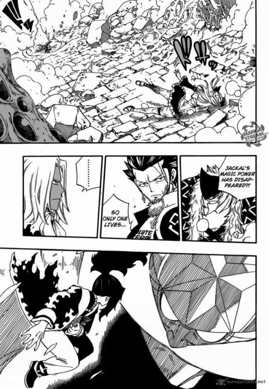 fairy tail 386 galaxia blade page 5