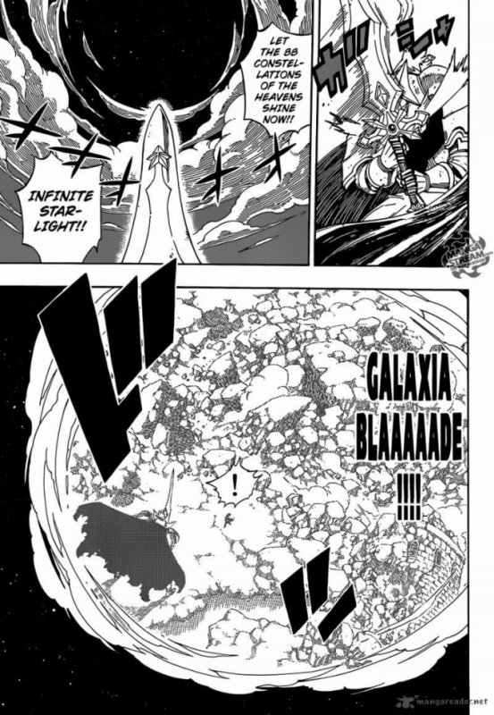 fairy tail 386 galaxia blade page 7