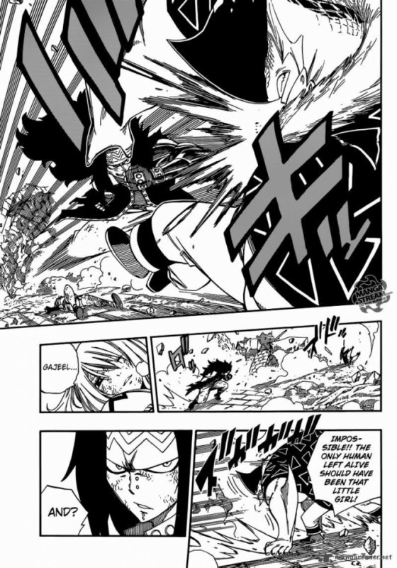 fairy tail 386 galaxia blade page 16