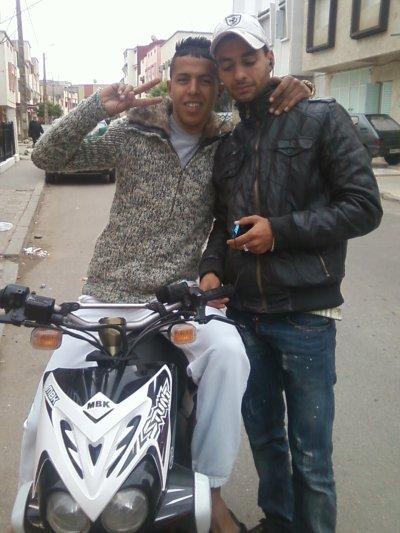 moi et ma moto et ReDa