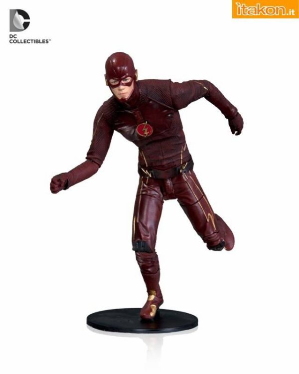 nouvelle figurine de la serie flash