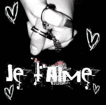 (l)(l)(l) J£ l'aim£ et j£ vOus £mm£rd£ ! (l)(l)(l)