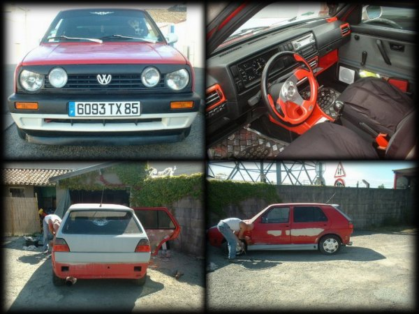 ludo   /   Golf II